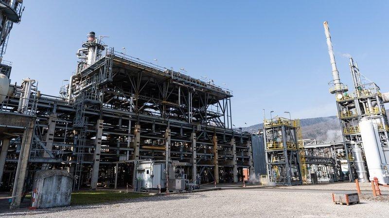La raffinerie de Cressier, source de chauffage pour l'Entre-deux-Lacs d'ici à 2023