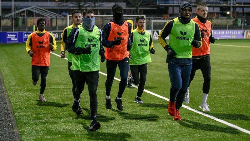 Football: le calendrier de la reprise du FC La Chaux-de-Fonds est connu