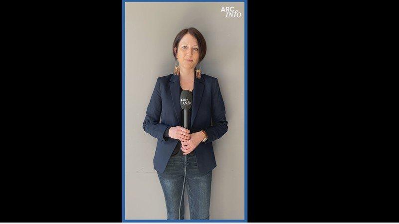 Cantonales neuchâteloises: le «Questions pour une élection» de Crystel Graf