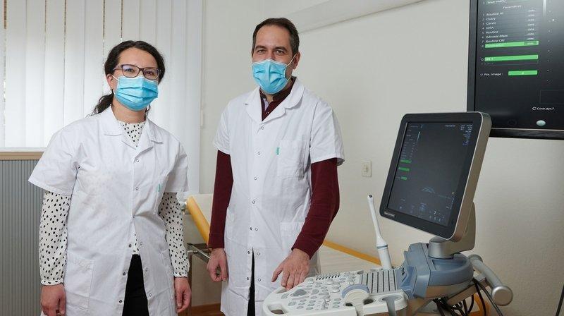 La Dre Georgiana Iana et le Dr Ioannis Pagkalos, gynécologues-obstétriciens, viennent d'ouvrir une consultation conjointe.
