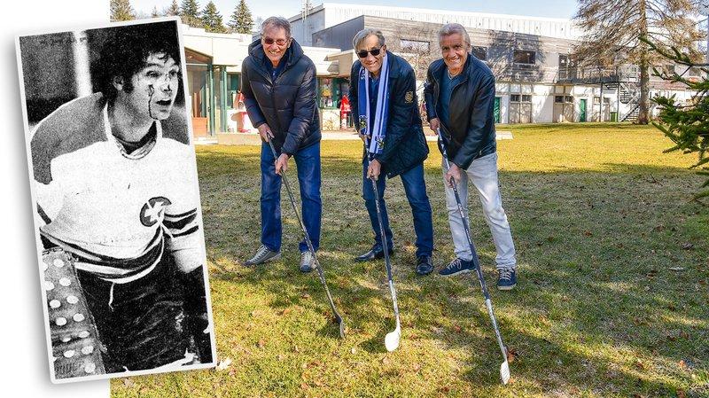 Les 50 ans d'un exploit historique pour le hockey suisse