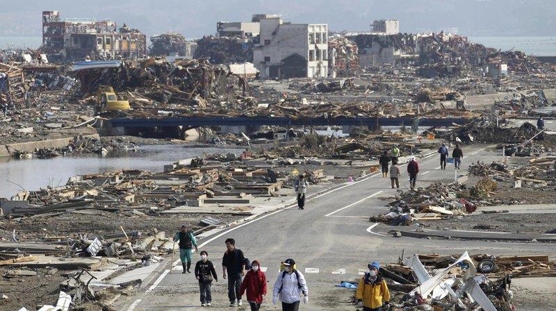 10 ans après Fukushima: retour sur la catastrophe en 10 chiffres