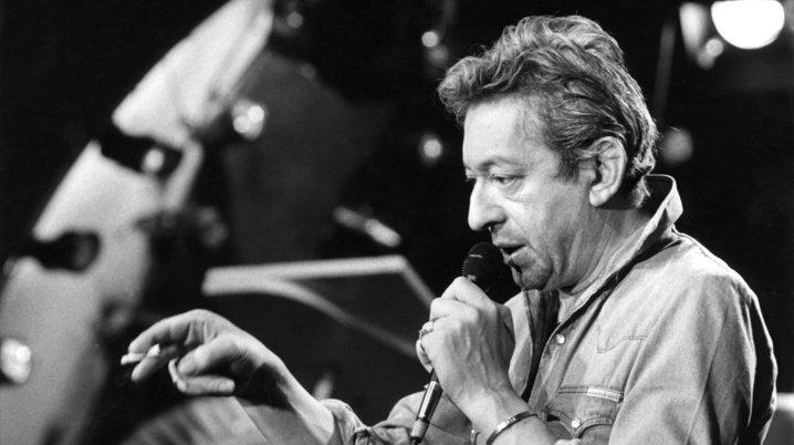 Serge Gainsbourg était un géant de la chanson française.