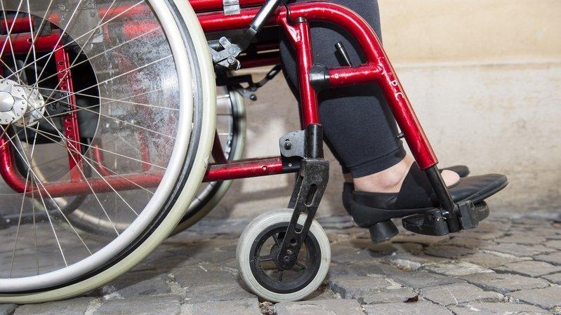 Neuchâtel veut une meilleure inclusion des personnes handicapées