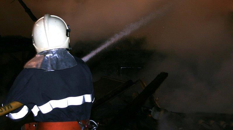 Tavannes: 30 habitants évacués après un incendie dans leur immeuble