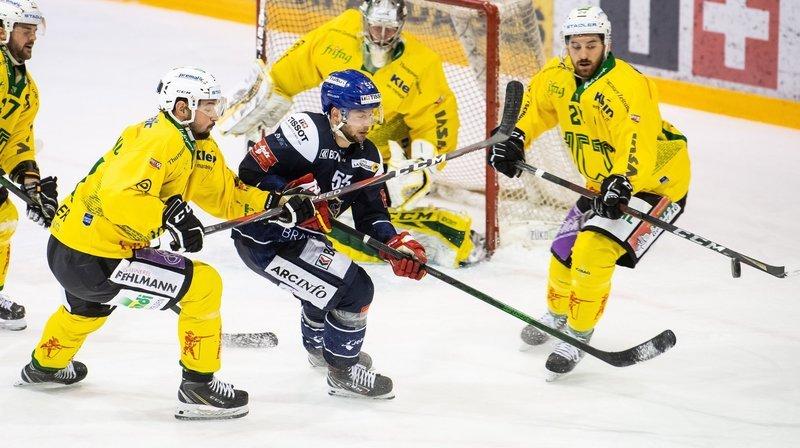 Le HCC bat Thurgovie 3-0 et gagne une place au classement