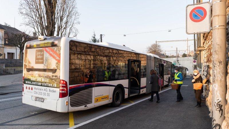 On a testé les bus de remplacement entre Neuchâtel et La Chaux-de-Fonds
