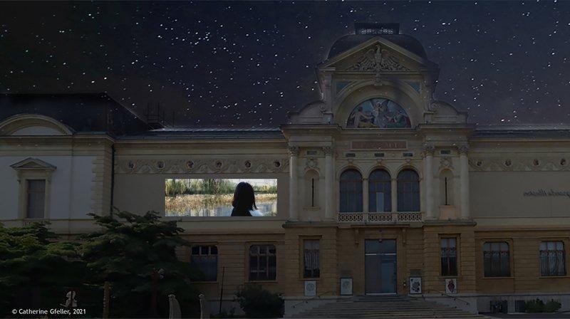 Des portraits de femmes illumineront des bâtiments neuchâtelois