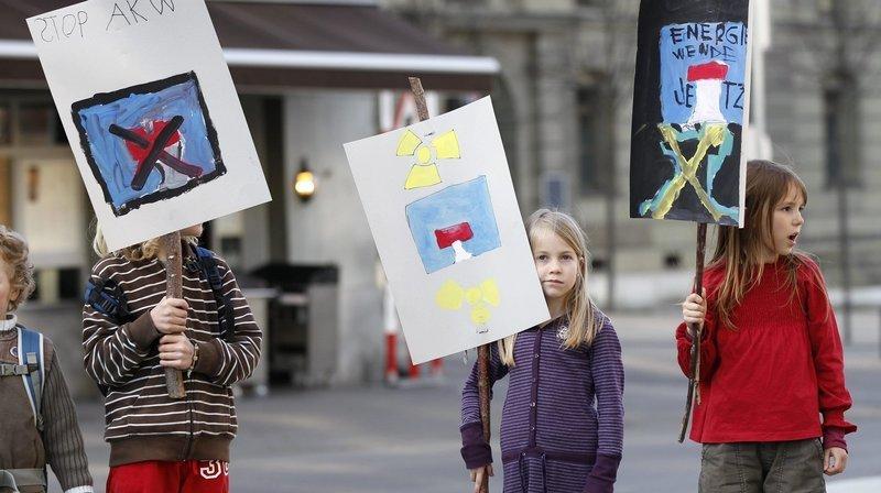 En 2011, la Suisse adopte un moratoire nucléaire