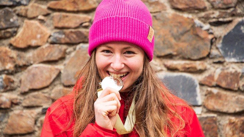 Marianne Fatton, championne du monde de sprint: «Je suis revenue de loin»