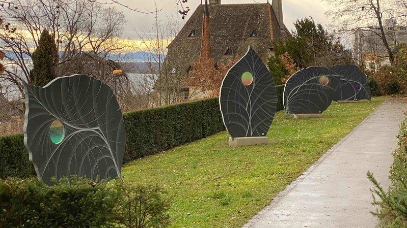 Neuchâtel: un nouvel espace de recueillement au cimetière de Beauregard