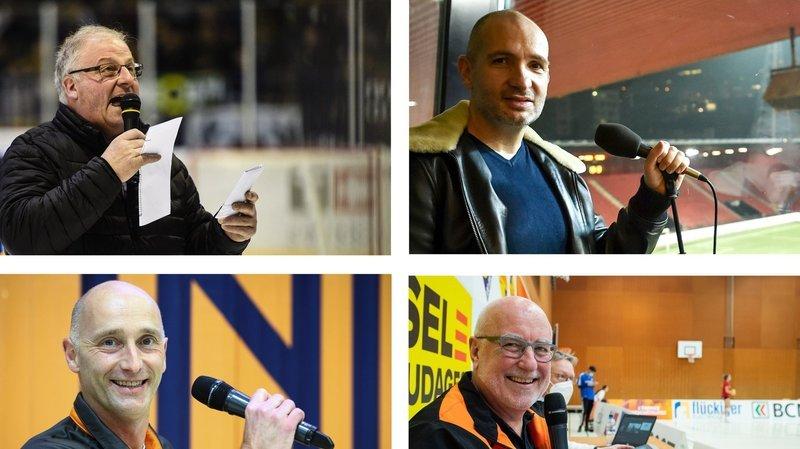 Clubs sportifs: speakers neuchâtelois orphelins de leur public