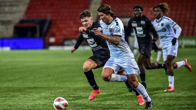 Football: Xamax saura se satisfaire de ce match nul dans le derby