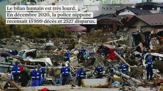 Dix ans de Fukushima: la catastrophe du 11 mars 2011 en chiffres