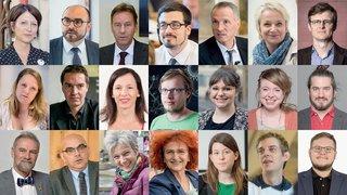 Cantonales neuchâteloises 2021: qui sont les favoris parmi les candidats au Conseil d'Etat?