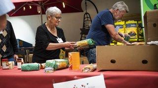 L'opération «Caddies pour tous» aura lieu de jeudi à samedi en Suisse romande
