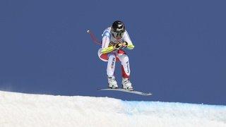 Ski alpin: Lara Gut-Behrami meilleure Suissesse à l'entraînement à Val di Fassa