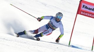 Ski alpin: Marco Odermatt termine 2e du géant de Bansko