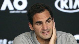 Tennis: Roger Federer connaît son adversaire de mercredi à Doha