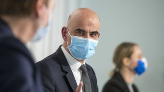 Coronavirus: Alain Berset veut faciliter les tests à faire chez soi et au travail