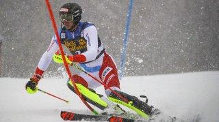 Ski alpin: Zenhäusern 3e après la 1re manche du slalom de Kranjska Gora