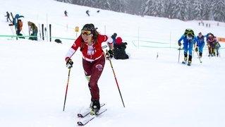 Grâce à son podium lors des finales, Marianne Fatton s'adjuge le classement général de sprint