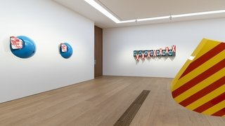 Artiste neuchâtelois des années 70, René Bauermeister en vedette américaine à Lausanne