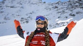 Freeride World Tour: la Lausannoise Elisabeth Gerritzen remporte l'Xtreme et le titre mondial