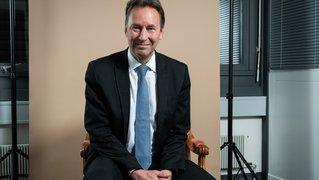 Alain Ribaux: «J'ai hésité à me représenter au gouvernement neuchâtelois»