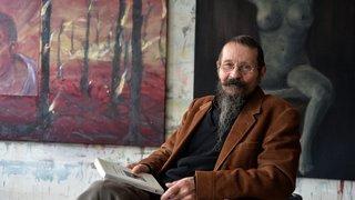 La peinture de Grégoire Müller reconnue pour sa capacité à interpeller