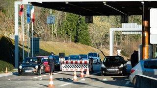 Travailleurs frontaliers: stabilité à Neuchâtel en 2020, hausse sur toute la Suisse