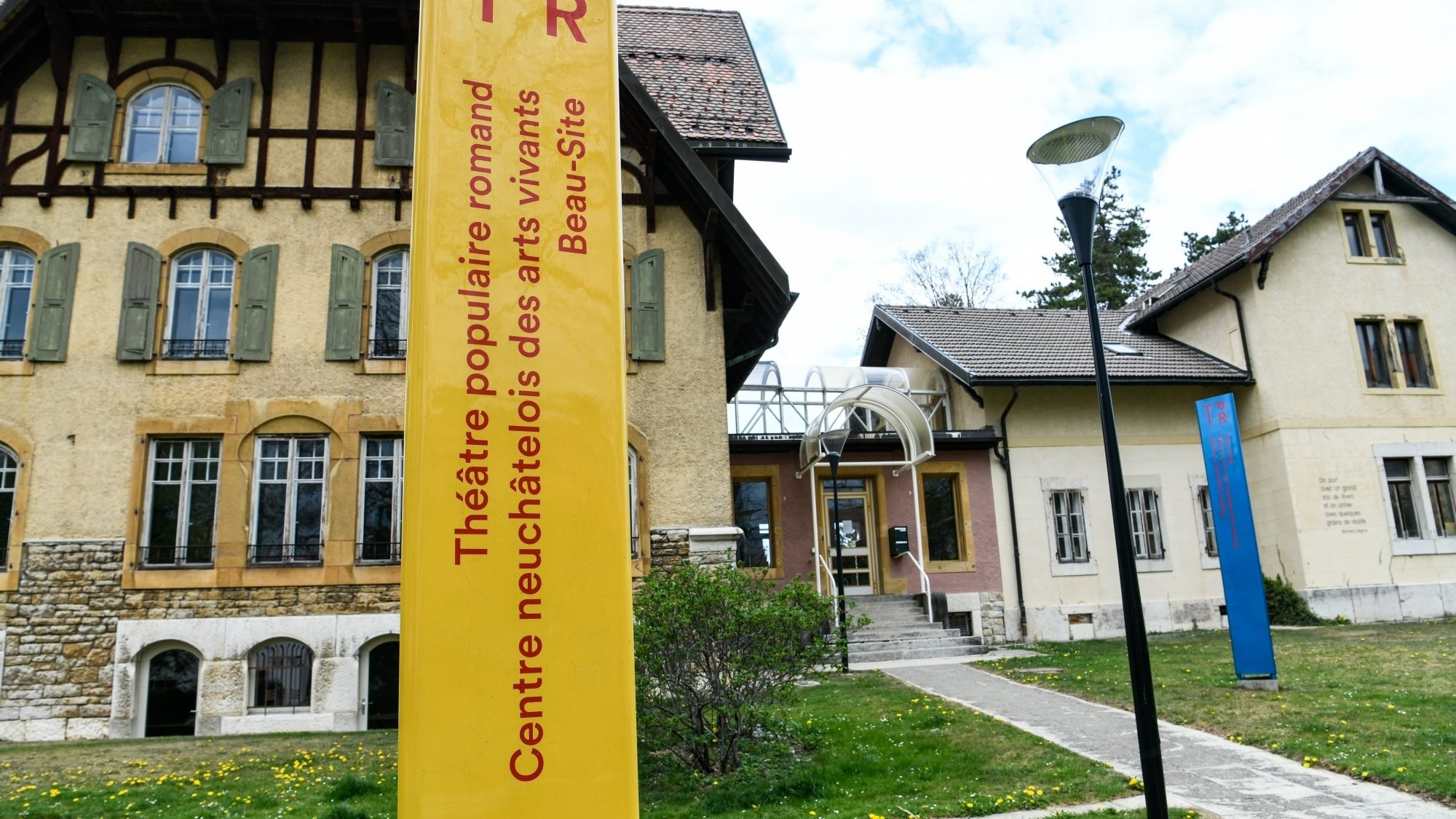 La Chaux-de-Fonds: du changement à la tête du Théâtre populaire romand