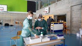 Covid-19: 300 personnes seront testées au sein d'écoles de La Grande Béroche