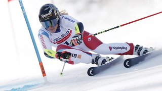 Ski alpin – 1re manche du géant de Jasna: Mikaela Shiffrin en tête, Lara Gut-Behrami 14e