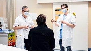 Covid: demande en hausse aux urgences psychiatriques