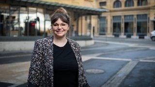 Zoé Bachmann, porte-parole de Solidarités Neuchâtel: «Le canton n'est pas socialement juste»