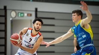 Mitar Trivunovic rate sa première avec Union Neuchâtel