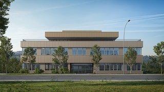 La Chaux-de-Fonds abritera un bâtiment modèle à façades solaires