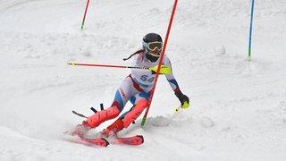 Les skieurs du Giron Jurassien ont fait bonne figure aux championnats de Suisse jeunesse