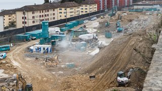 Ville de Neuchâtel: plus de 1000 nouveaux logements pour qui?