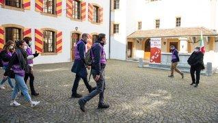 Neuchâtel: une marche du 1er Mars miniature en signe de cohésion cantonale