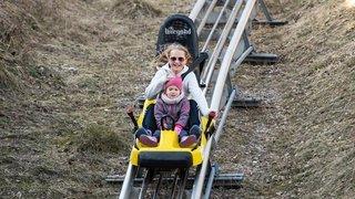 «Enfin des activités en plein air avec les enfants»: à la Robella, les luges Féeline se déconfinent
