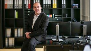 La Chaux-de-Fonds: élu à l'exécutif, Thierry Brechbühler reste proche du terrain