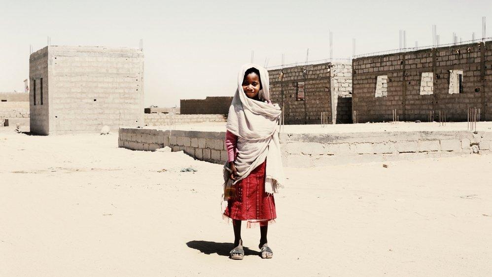 Le Sahel, c'est aussi le sourire d'un enfant.
