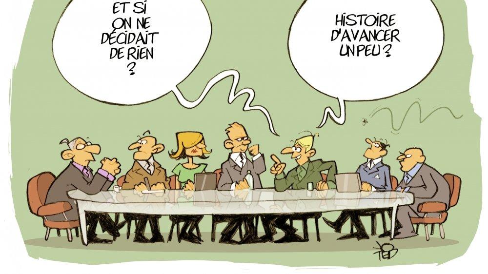 Conseil d'administration: entre mythe et réalité