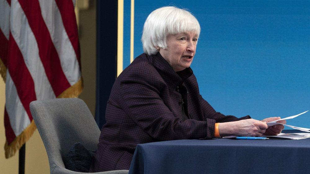 L'idée est soutenue par Janet Yellen, la ministre américaine des Finances nommée par Joe Biden.