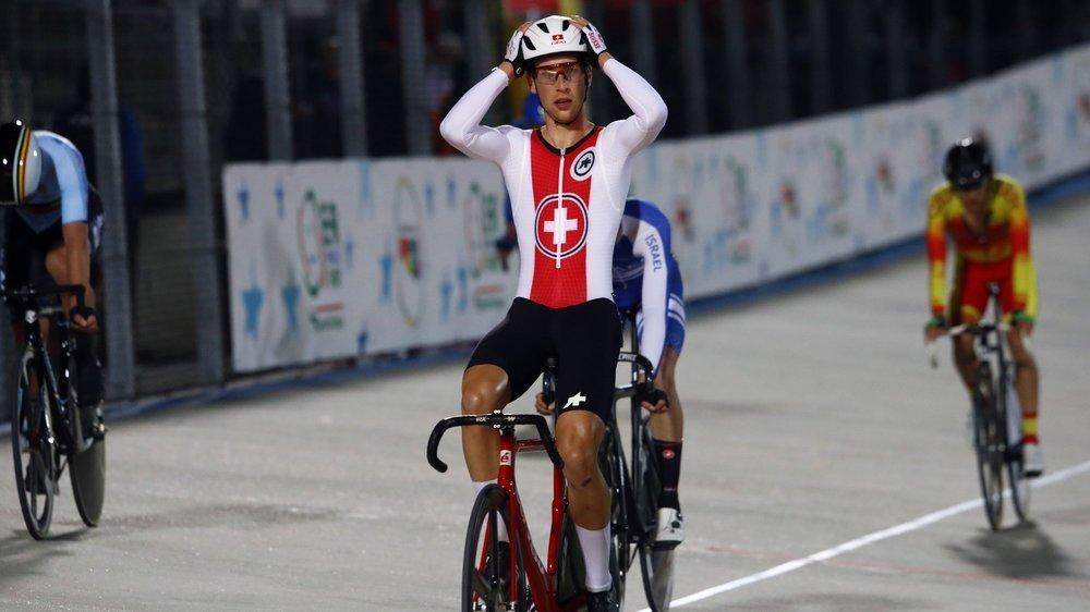 Valère Thiébaud va tout faire pour justifier sa sélection olympique.