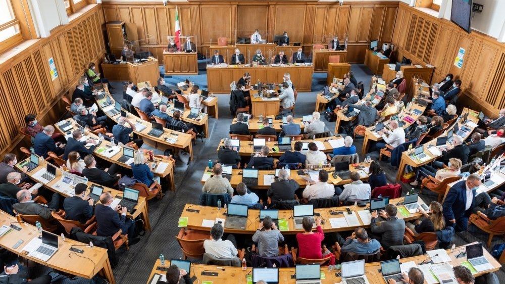 Le Grand Conseil sera en majorité féminin!
