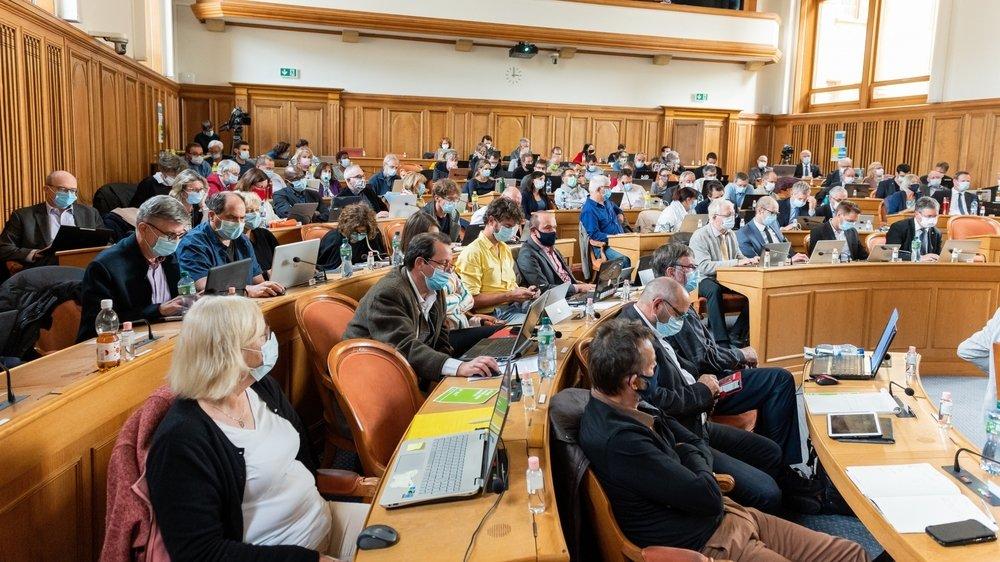 De nombreux nouveaux visages sont attendus au Grand Conseil neuchâtelois de la prochaine législature.