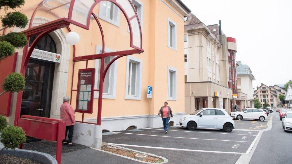 Selon l'exécutif de Val-de-Ruz, une hausse fiscale de deux points permet à la commune de demeurer très attractive.